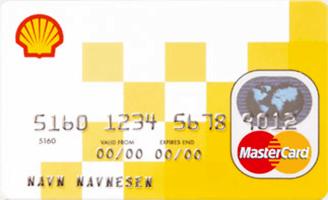 FORBRUKSLÅN: Shell MasterCard