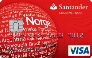 FORBRUKSLÅN: Santander Red