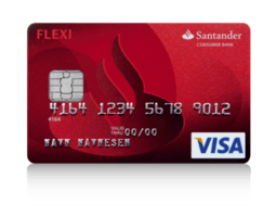 FORBRUKSLÅN: Flexi Visa