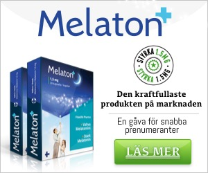 Melaton+ kapslar erbjudande - prova 1 månad 0 kr*